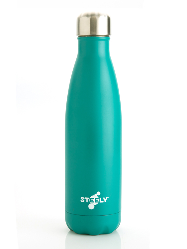 Insulated Steely – Jade Green