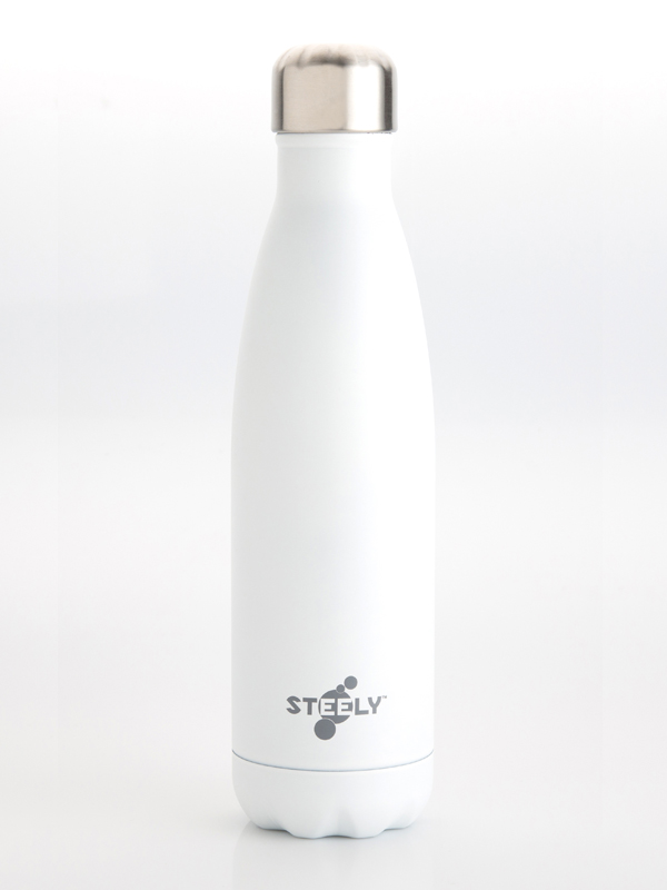 Insulated Steely – White